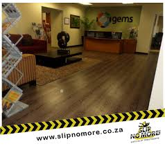 Laminate Floors Johannesburg Non Slip Coatings For The Gems Offices In Johannesburg
