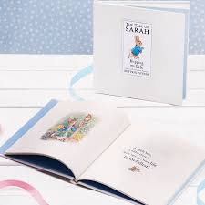 the tales of rabbit personalised tale of rabbit gift boxed book by letteroom