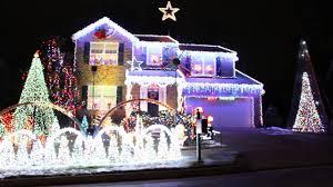 dubstep bad santa crazy christmas lights ky youtube