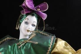 mardi gras doll mardi gras doll stock photo image of carnaval 10609094