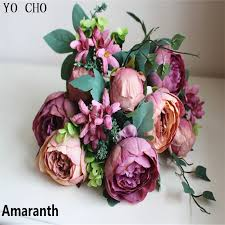Cheap Silk Flowers Flowers Home Decoration Picture More Detailed Picture About 12