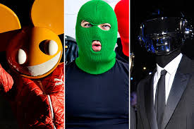 Daft Punk Halloween Costume 10 Awesomely Masked Indie Bands