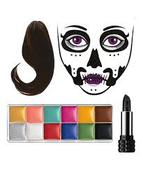halloween makeup and hair products instyle com