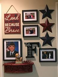 firefighter home decorations pin by maria flores on military wall pinterest small spaces
