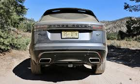 2018 land rover range rover velar test drive review autonation