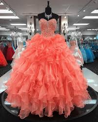 quinceanera dresses coral coral quinceanera dresses gowns quinceanera dresses sweet 16