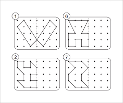 free worksheets pattern symmetry worksheets ks2 free math