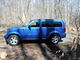 the 2007 dodge nitro a flash from the past