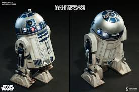 sideshow wars r2 d2 deluxe 1 6 scale figure toys