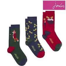 mens christmas socks joules brill bamboo mens christmas socks 3 pack v free uk