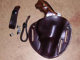 Simply Rugged Simply Rugged Silver Dollar Pancake Holsters And Sheaths