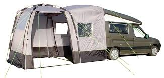 Awning For Travel Trailer Ten Camper Van Awnings To Increase Your Outside Living Space