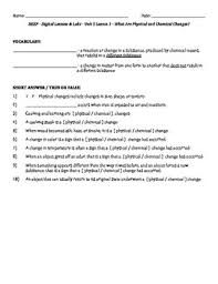 science fusion worksheets for unit 5 digital lesson grade 4 by