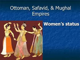 Safavids And Ottomans by Women U0027s Roles In Gunpowder Empires