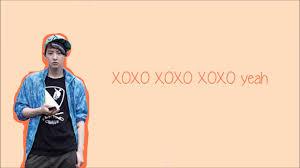 exo xoxo lirik bahasa iinggris lirik lagu exo xoxo youtube