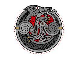 celtic wolf by sergey arzamastsev dribbble