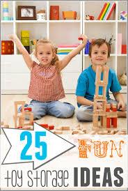 Toy Organization 25 Fun Toy Storage Ideas Tipsaholic