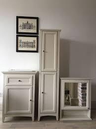 bathstore savoy bathroom suite white wooden vanity unit mirror