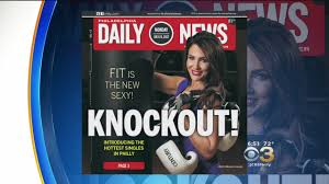 cbs3 u0027s meisha johnson graces the cover of daily news u0027 singles