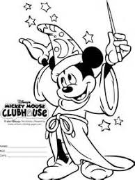 exceptional mickey mouse club house colouring pages 15