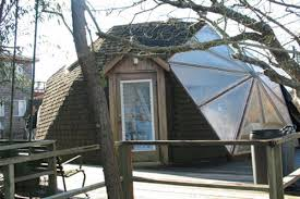Geodesic Dome Home Floor Plans by For East Coast Vacationers A Buckminster Fuller Dome Home Curbed
