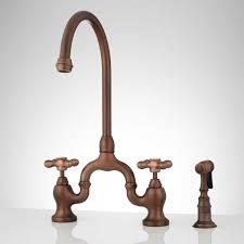 luxury delta bridge kitchen faucet kitchenzo com