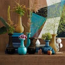 West Elm Vases Handcrafted Stripe Vases From Steven Alan West Elm Stripes