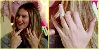 behati prinsloo wedding ring behati prinsloo shows commitment with wedding ring angara