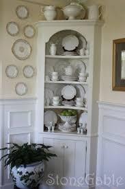 Dining Room Corner Hutch Cabinet Fabulous Small Corner Cabinets Dining Room Foter In Hutch