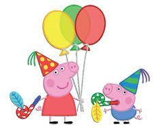 peppa pig party pig marshmallow pops for a peppa pig party peppa pig party