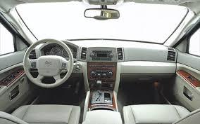 jeep 2007 grand 2007 grand diesel road test truck trend