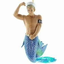 december diamonds diego merman ornament there are