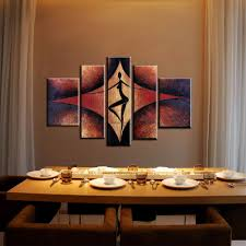 paintings for home decor aliexpress com buy fashionable painting 5 piece canvas art