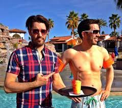 Drew And Jonathan Friday Beefcake The Men Of Hgtv U0027s Property Brothers Yard
