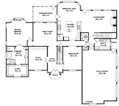 five bedroom floor plans luxury 5 bedroom 3 bath house plans new home plans design