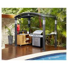 outdoor grill gazebo pool enjoy outdoor grill gazebo