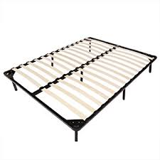 Support Bed Frame Homdox Bed Frames Wooden Slats Support Mattress