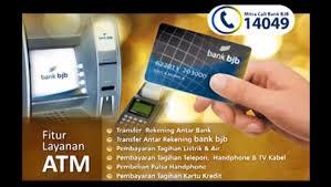 teks prosedur membuat rekening bank cara cek saldo atm bjb di mesin atm infoperbankan com