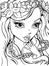 hard cute penguin coloring pages for girls 10 and up just colorings