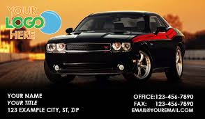 Car Service Business Card Design Center The Business Pro Shop Go Pro With Your Business