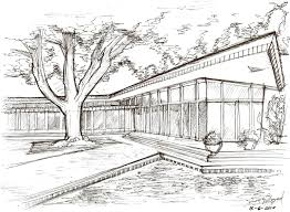 architecture drawing houses interior design