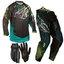childs motocross gear racing evolution spike youth motocross jersey