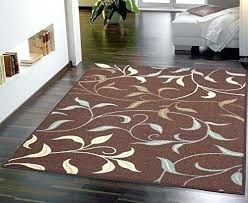 Green And Brown Area Rugs Blue And Brown Rug Elkar Club