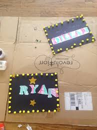 name in lights craft for kids summer camp crafts pinterest
