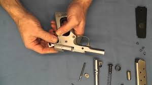 colt series 80 detail strip and u0027y pt 1 youtube