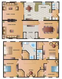 2 Story Floor Plans Modular Floorplans Ace Home Inc