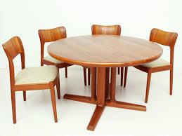 ole teak dining chairs by john mortensen for koefoeds hornslet price per set