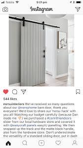 black cabinet door handles bunnings barn door hack bunnings hardware v groove classing on