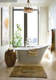 designed bathrooms how to spend even more time in the bathroom hint add furniture