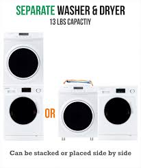 Ge 7 Day 8 Outlet by Stacked Laundry Centers U0026 Washer Dryers Sears